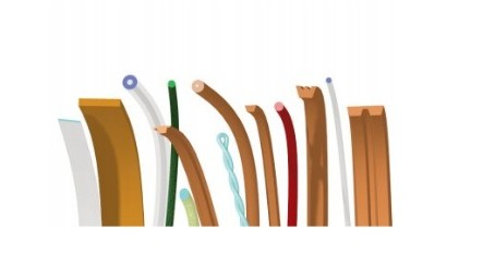 Urethane, Polyester, PVC Extruded Cords