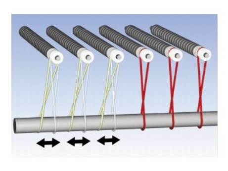 Anti-Vibration Belt System