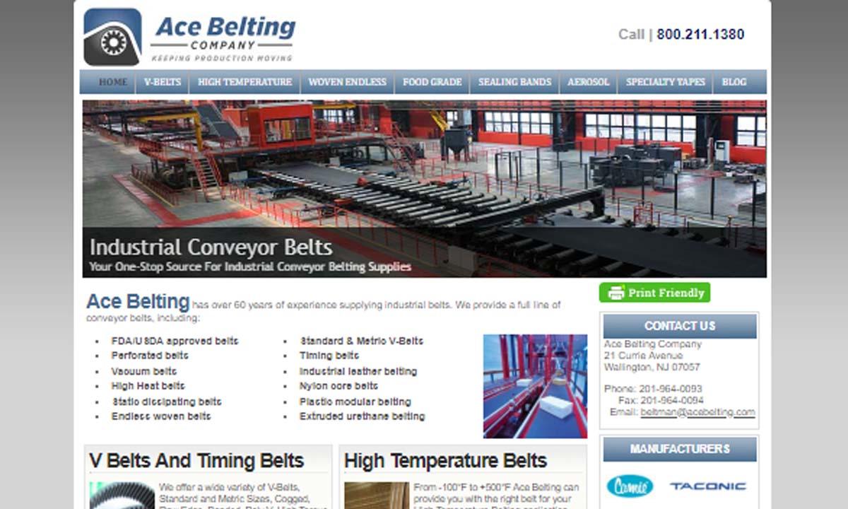Ace Belting Company