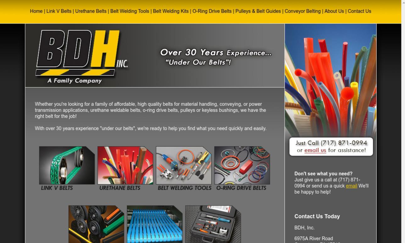 BDH, Inc.