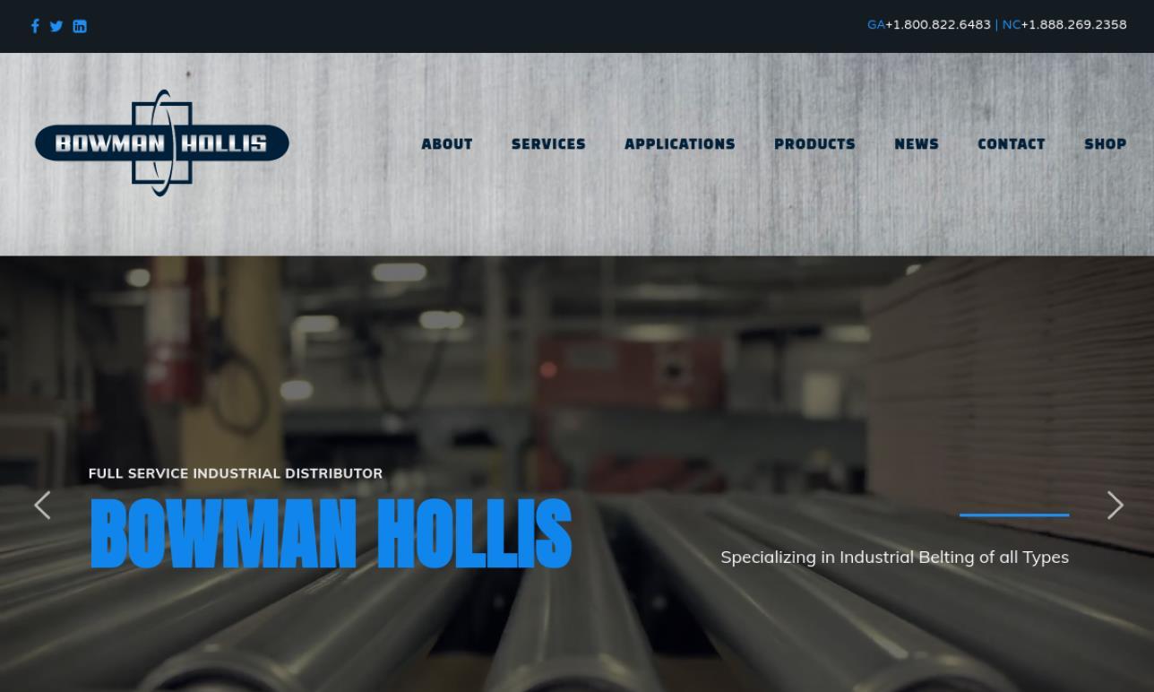 Bowman Hollis Mfg., Inc.