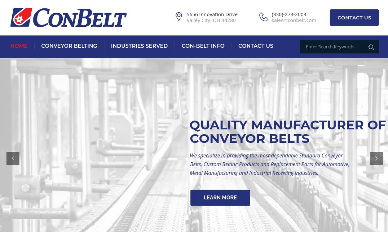 Con-Belt, Inc.