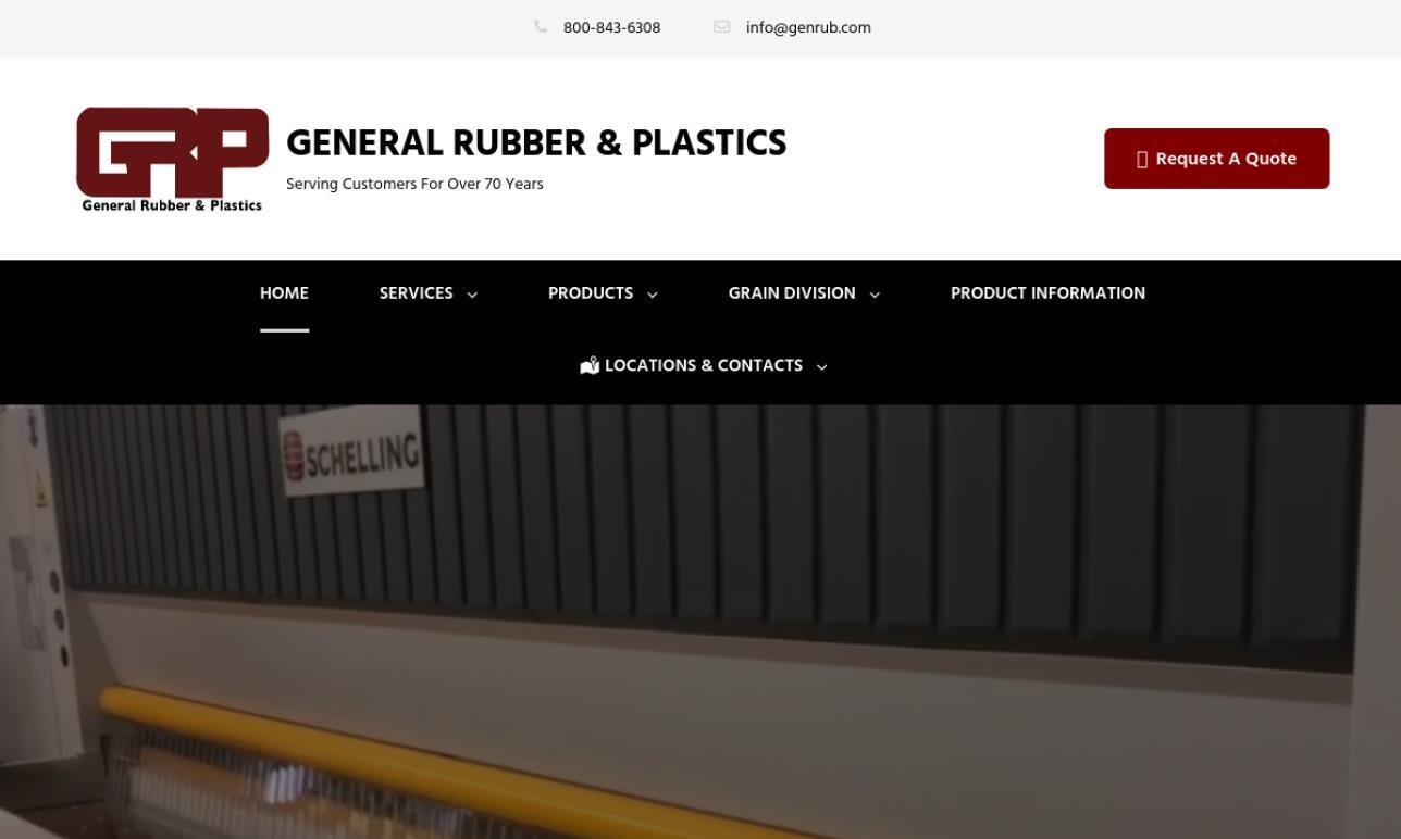 General Rubber & Plastic