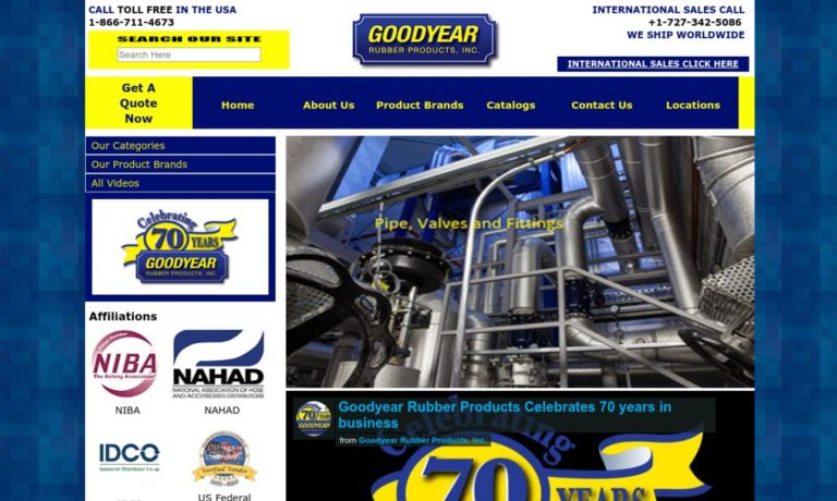 Goodyear Rubber Products, Inc.