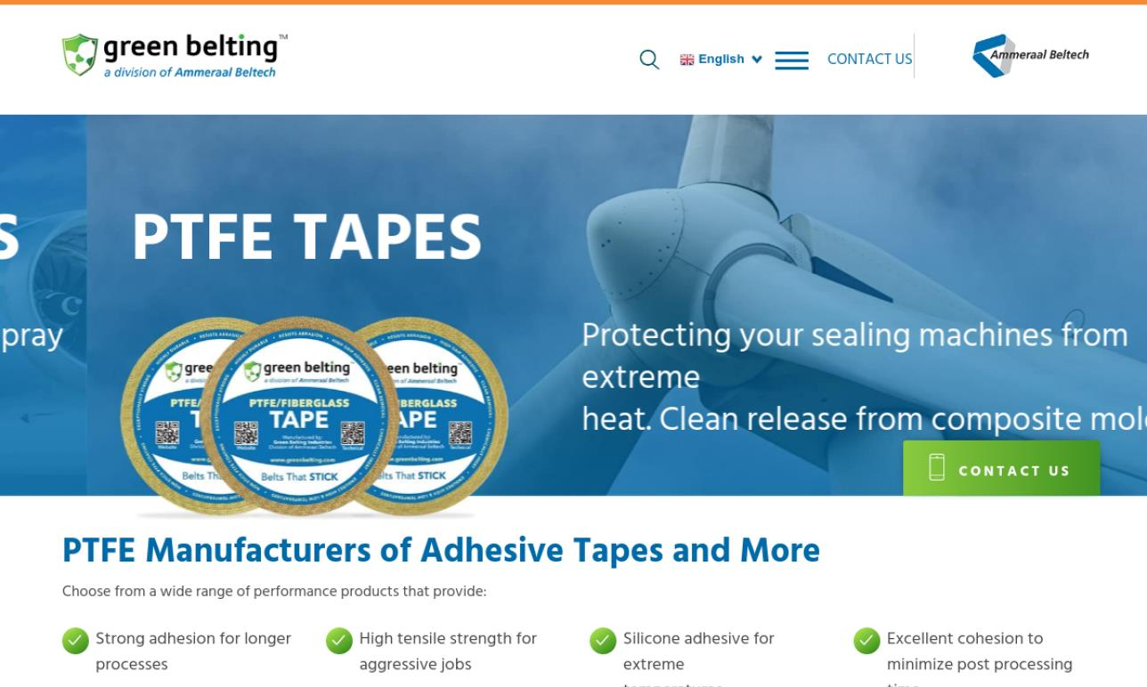 Green Belting Industries Ltd.