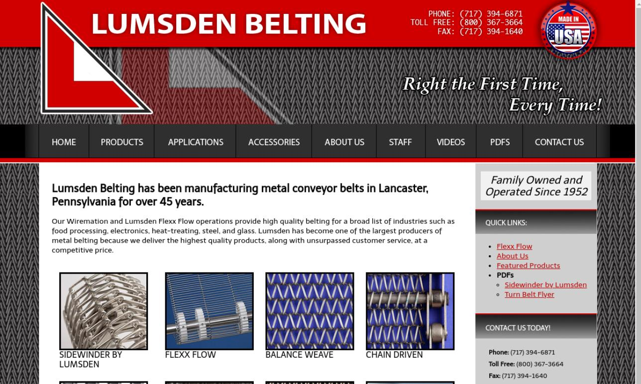 Lumsden Corporation