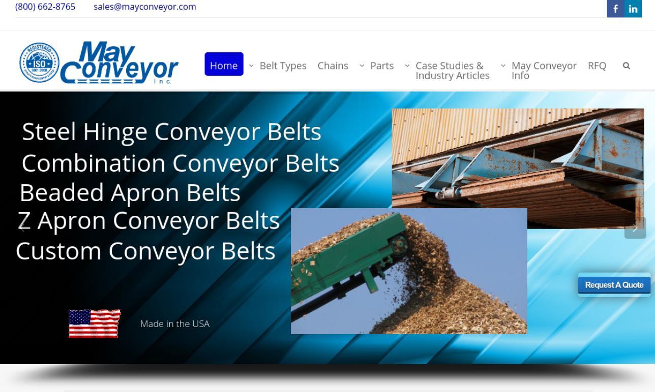 May Conveyor, Inc.