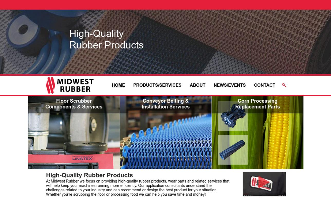 Midwest Rubber Service & Supply Co.