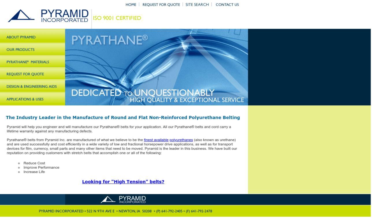 Pyramid Incorporated