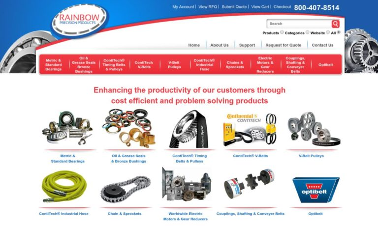Rainbow Precision Products, Inc.