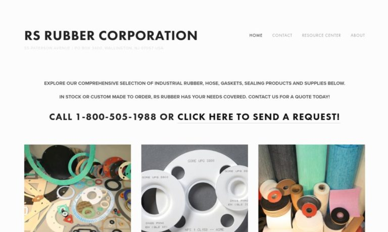 RS Rubber Corporation