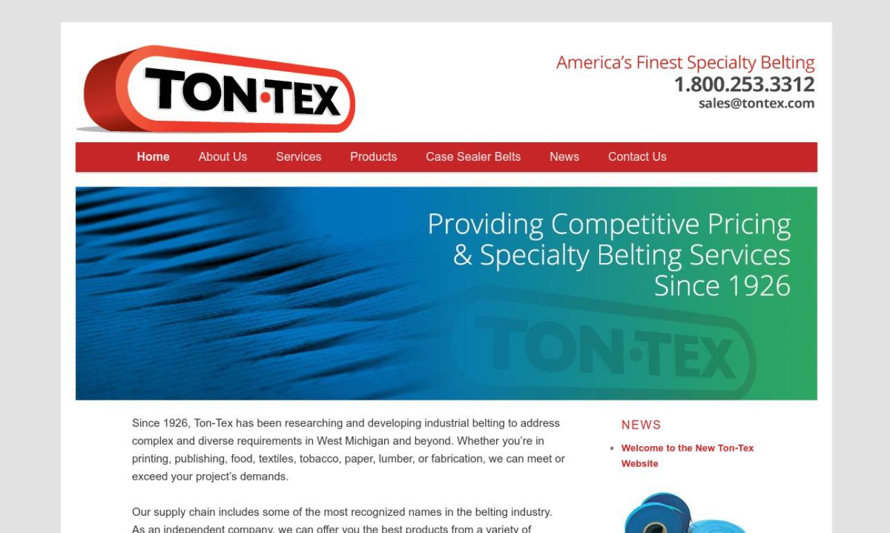 Ton-Tex Corporation