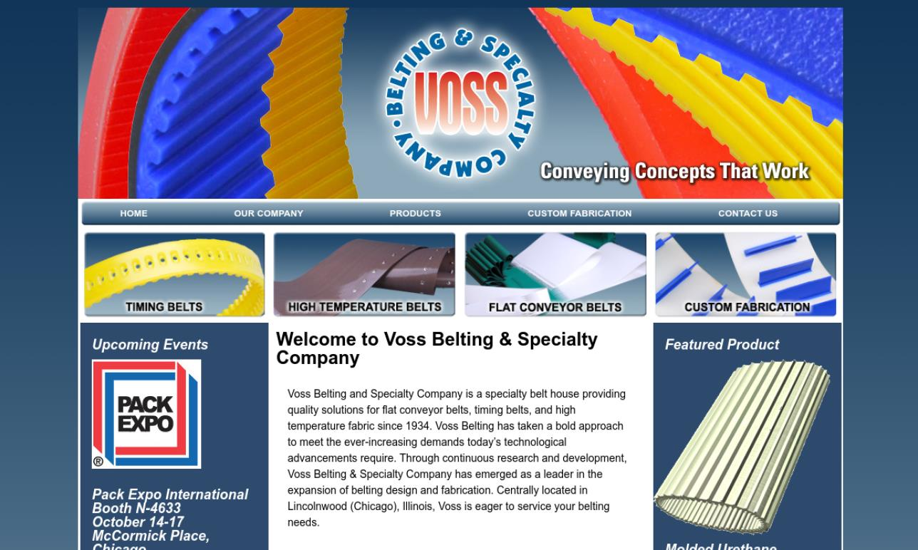 Voss Belting & Specialty Company