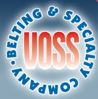 Voss Belting & Specialty Company Logo